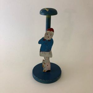 Accessories - Antique Flapper Girl Hat Stand